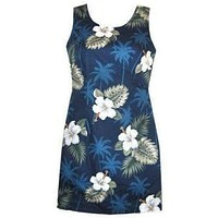 hilo hawaiian tank dress