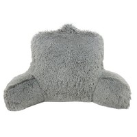 Elements Warmly Shaggy Fur Bed Rest Lounger
