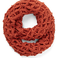 ModCloth Boho Flair for You Scarf in Vermillion