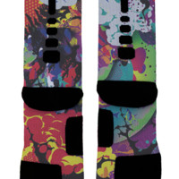 Crazy Custom Nike Elites