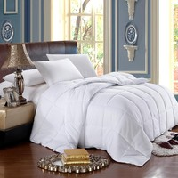 Overfilled Winter Down Alternative Comforters 80-90oz