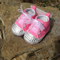 Baby Bling Booties