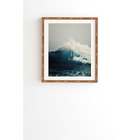 Bree Madden Sea Wave Framed Wall Art