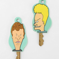 Urban Outfitters - Beavis And Butt-Head Key Cap - Set Of 2