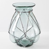 Wire Bubble Candleholder by Anthropologie