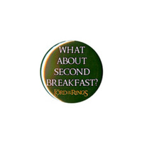 The Lord Of The Rings Second Breakfast Pin