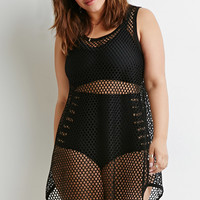 Mesh Cover-Up Tank