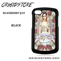 Marina And The Diamonds I Hate Everything For Blackberry Q10 Case YG