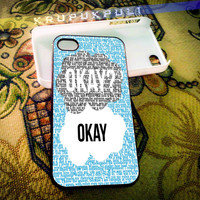 custom the fault in our stars phone case, custom phone case iphone, iphone case, samsung galaxy case, Galaxy Note case, ipod case,