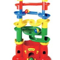 Castle Marbleworks® Marble Run by Discovery Toys
