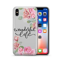 Wonderful Life  - Clear Case Cover