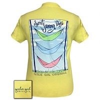 Girlie Girl Originals Preppy Summer Days Hammock T-Shirt