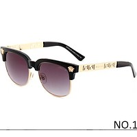Versace 2018 counter models stylish trendy sunglasses for men and women F-ANMYJ-BCYJ NO.1