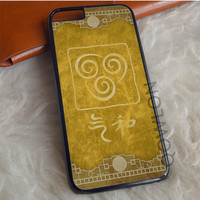 Avatar the Last Airbender Air Element iPhone 6   6S Case