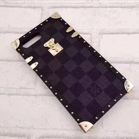 Hot Deal Stylish On Sale Cute Iphone 6/6s Metal Plastic Strong Character Unisex Simple Design Phone Case [11913459347]