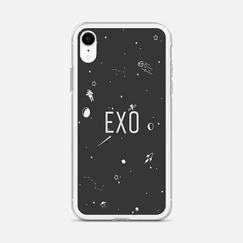 Exo Space iPhone XR Case
