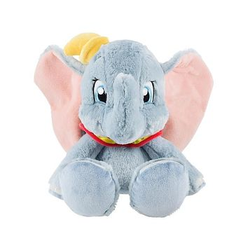 "Disney Parks Dumbo Big Feet 10"" Plush New with Tags"