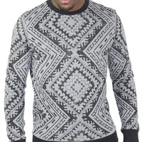 Moss New York Magic Carpet Men's Aztec Sweatshirt