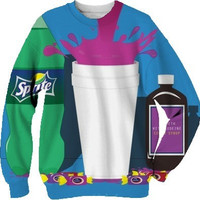 Lean Sweatshirt created by outlaw clothing   Print All Over Me