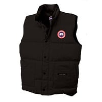 Canada Goose Jacket Men's Freestyle Vest Black Xssmlxlxxl| Best Deal Online
