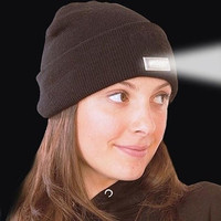 Hot Sale Led Lamp Beanies Cap Hats Great Christmas Gifts