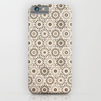 Colored circles iPhone & iPod Case by Tony Vazquez