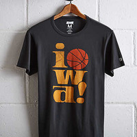 Tailgate Iowa Hawkeyes Basketball T-Shirt, Storm Dark