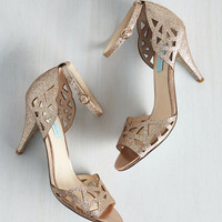 Shine-Tune the Details Heel