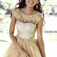 Sherri Hill 21217 Dress