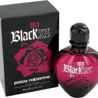 Black Xs Perfume By Paco Rabanne For Women