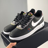 Nike Air Force 1 Trendy low-top sneakers classic casual sports sneakers-4