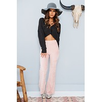 No Room For You Cropped Cardigan (Charcoal)