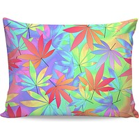 Trippy Weed Pillowcase
