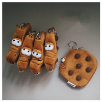 Cute Cookie Coin Case