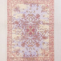 Petra Printed Rug | Urban Outfitters