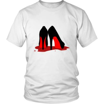 Bloody Shoes T-Shirt