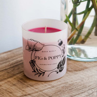 Fig & Poppy Gift Candle