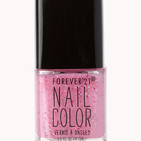 FOREVER 21 Pink Cupcake Nail Polish Pink/Red One