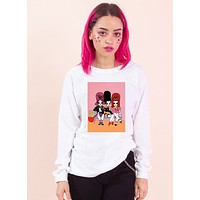 Waiting Room Long Sleeve Top