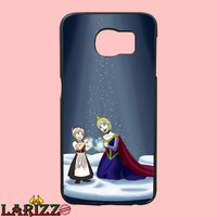 let it do anna elsa frozen  for iphone 4/4s/5/5s/5c/6/6+, Samsung S3/S4/S5/S6, iPad 2/3/4/Air/Mini, iPod 4/5, Samsung Note 3/4 Case *005*