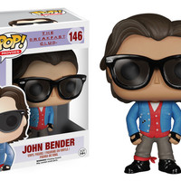 John Bender Vinyl Figure Funko POP! Movies #146 The Breakfast Club