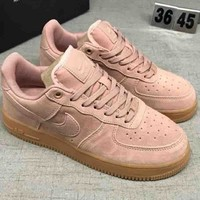 NIKE AIR FORCE 1 Tide brand casual fashion wild sneakers F-CSXY pink