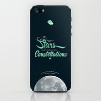 The Fault in Our Stars iPhone & iPod Skin by Thatfandomshop