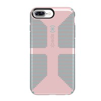 Speck Products 79242-C085 CandyShell Grip Cell Phone Case for iPhone 7 Plus - Quartz Pink/River Blue