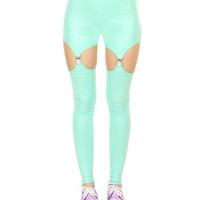 YOU'RE SUSPENDED LEGGINGS