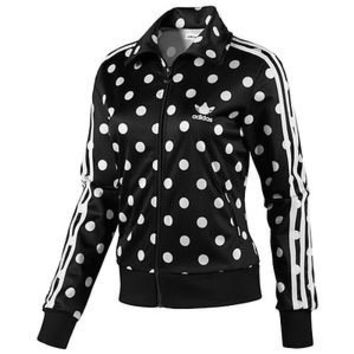 Brand New Adidas Originals Polka Dots Firebird Track Top S