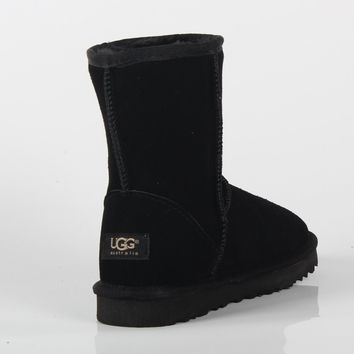 UGG 2018 new trend female models anti-skiing boots warm cotton boots shoes