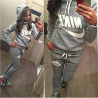 Fitness Outerdoor Sportwear tracksuits sportswear women hoodies sweat 2016 fashion jogging suit for women sweatsuit = 4673045764