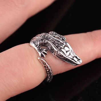 Shiny Gift Stylish New Arrival Jewelry Vintage Strong Character Adjustable Ring [11192813780]