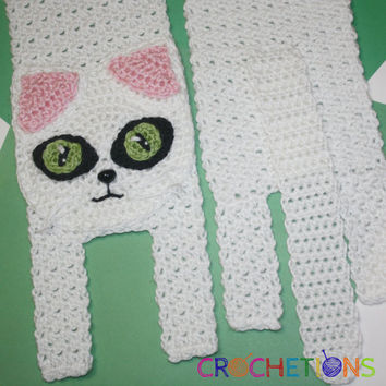 DIY Learn How to Crochet Kitty Kitten Cat Toy Amigurumi Stuffed ... | 354x354